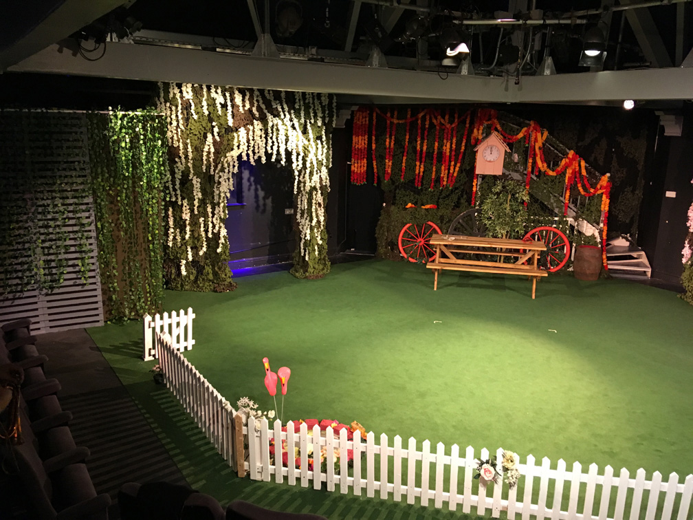 "The set of ""The Merry Wives of Windsor"""