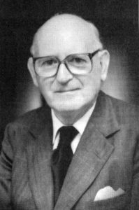 Frank Smith OBE